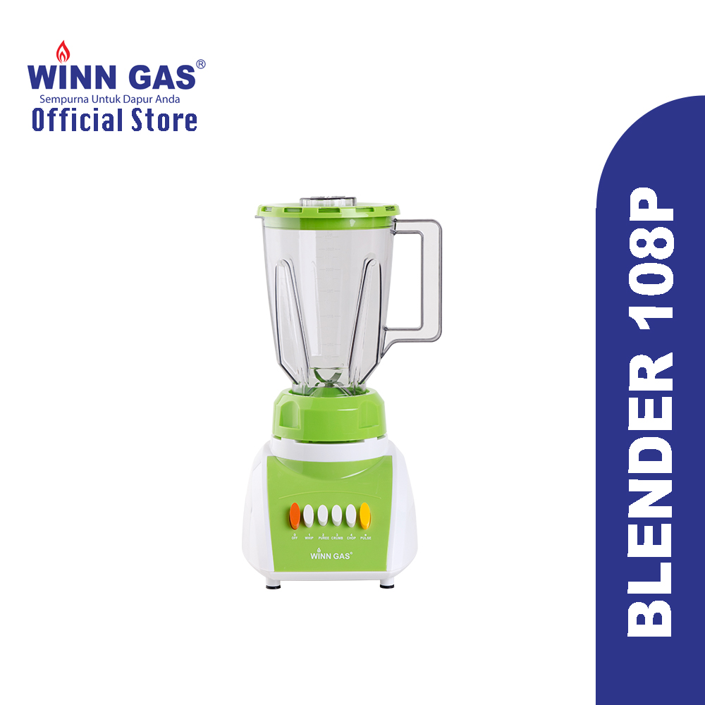 Winn Gas Blender WGBH - 108P Green