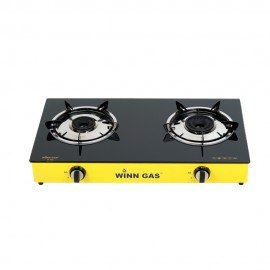 Glass Gas Stove W388 Yellow