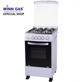 Free Standing Gas Stove + Oven W5060A