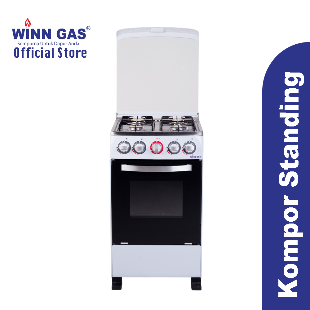 Free Standing Stove + Oven W-5050A