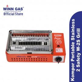 Winn Gas Portable Grill Gas Stove W2S