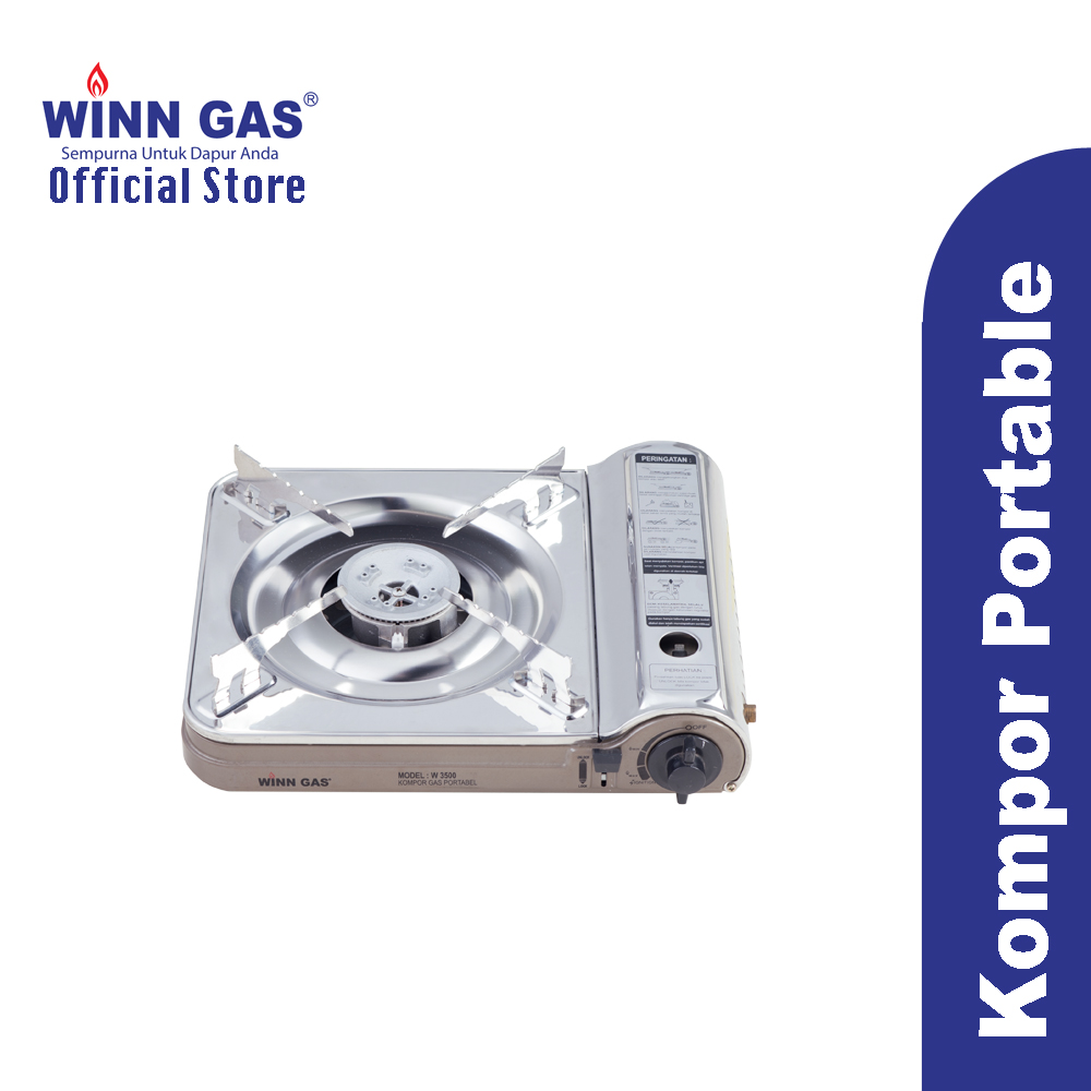 Portable Gas Stove W 3500