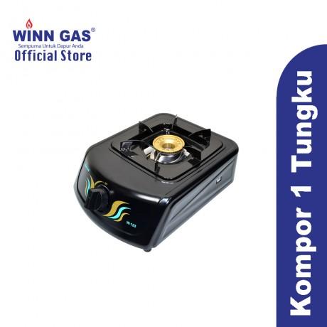Winn Gas Stove W133 - BLACK