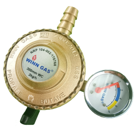Gas Regulator W88 Gold