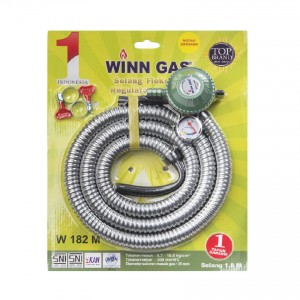 FLEXIBLE REGULATOR PACKET W-182 M GREEN PEARL