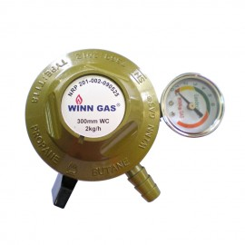 Gas Regulator W-118 M YELLOW