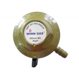 Gas Regulator W-118 NM YELLOW