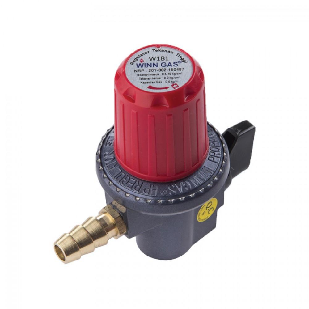 Gas Regulator High Pressure W-181 NM