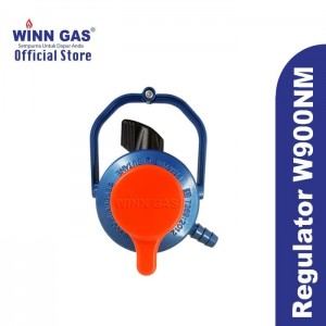 Gas Regulator Double Lock W900MM